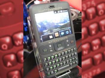 Did you know that the first Android was like a blackberry with a hilarious name?